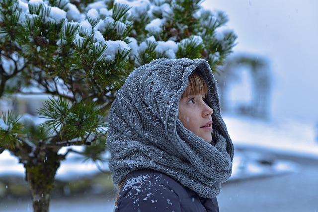 Beauté en hiver